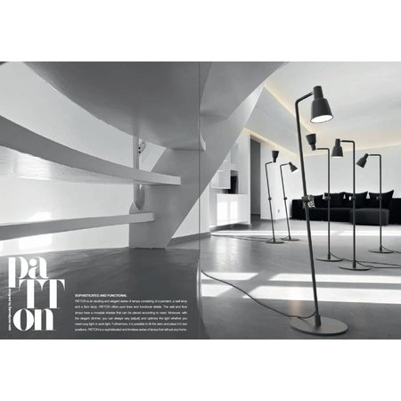 Nordlux Floor lamp Patton - Black