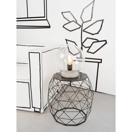 It's about RoMi Warsaw - Tabel Lamp - Glass