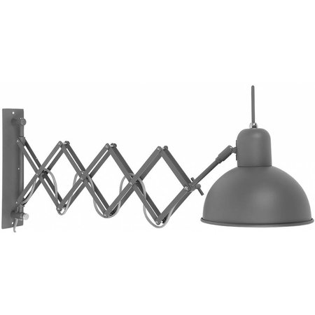 It's about RoMi Aberdeen - Wall Lamp - Grey green