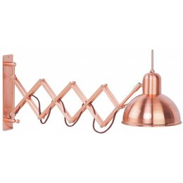 It's about RoMi Aberdeen - Wall Lamp - Copper