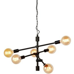 It's about RoMi Nashville - Hanging Lamp - Black