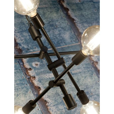 It's about RoMi Nashville - Hanging Lamp - Black