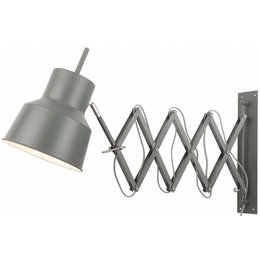 It's about RoMi Belfast - Wall Lamp - Grey green