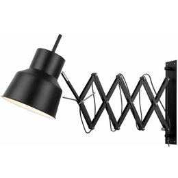 It's about RoMi Belfast - Wall Lamp - Black