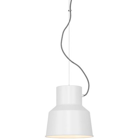 It's about RoMi Belfast - Hanging Lamp - White