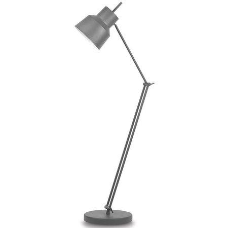 It's about RoMi Belfast - Floor Lamp - Grey green