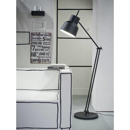 It's about RoMi Belfast - Floor Lamp - Black