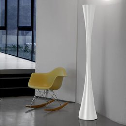 Martinelli Luce Floor lamp Biconica -White - LED