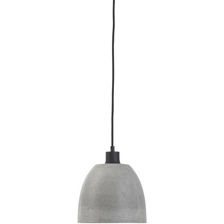 It's about RoMi Malaga - Hanging Lamp - S - Cement