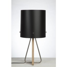 Senzz Table lamp - BLANK-Black