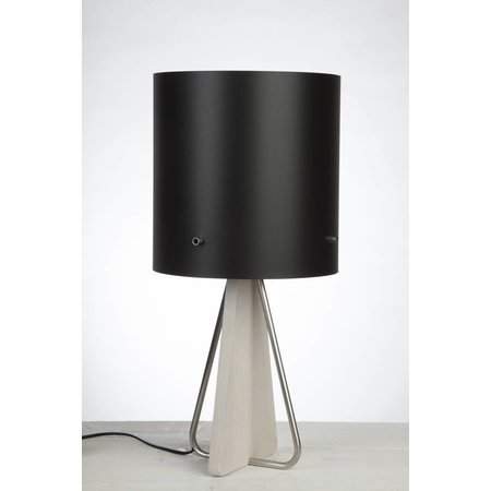Senzz Table lamp - WHITE-Black