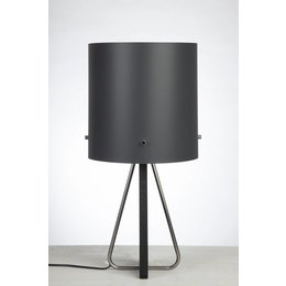 Senzz Table lamp - BLACK-Grey