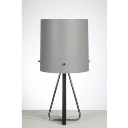 Senzz Table lamp - BLACK-Light Grey