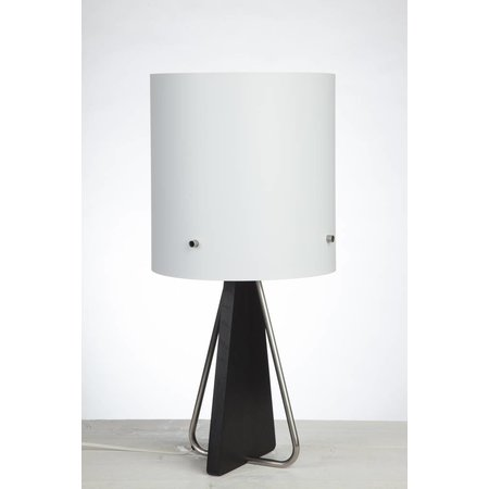 Senzz Table lamp - BLACK-White