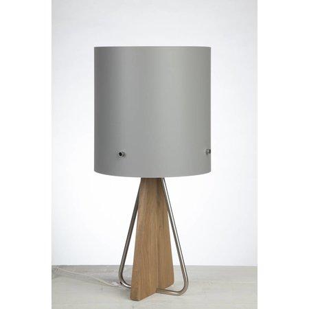 Senzz Tafellamp - BLANK-Licht Grijs