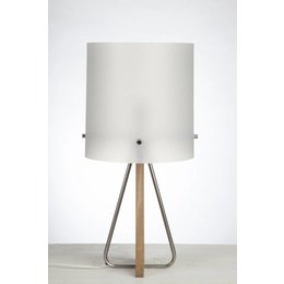 Senzz Table lamp - OAK-Transparant