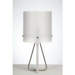 Senzz Tafellamp - WIT-Transparant