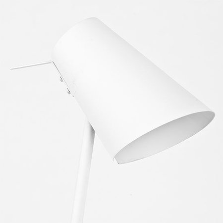 It's about RoMi Cardiff - Vloerlamp - Wit