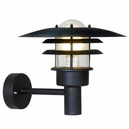 Nordlux Lonstrup 22 - Buitenlamp - Zwart