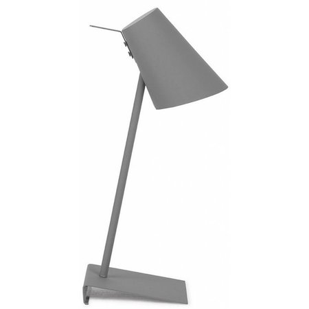 It's about RoMi Cardiff - Tabel Lamp - Grey