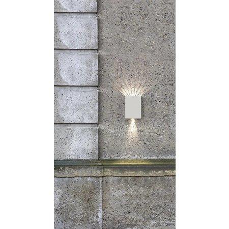 Nordlux Fold - Exterior lamp - White