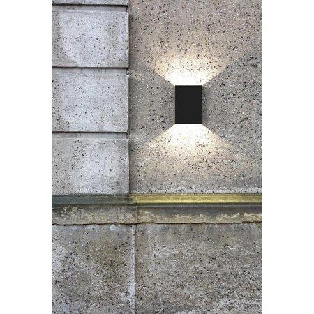 Nordlux Fold - Exterior lamp - Black