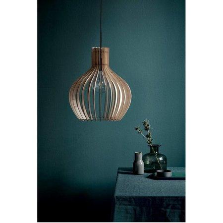 Nordlux Groa 40 - Hanglamp - Bruin