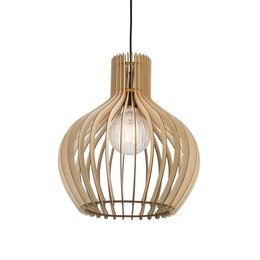 Nordlux Groa 40 - Pendant lamp - Nature (brown)