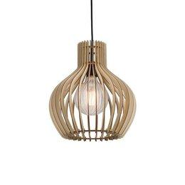 Nordlux Groa 30 - Hanglamp - Bruin