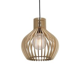 Nordlux Groa 30 - Pendant lamp - Nature (brown)