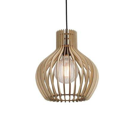 Nordlux Groa 30 - Pendant lamp - Nature (brown)