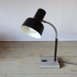 Vintage Anglepoise bureaulamp - model 99 - Zwart