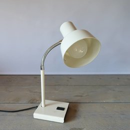 Vintage Anglepoise bureaulamp - model 99 - Wit