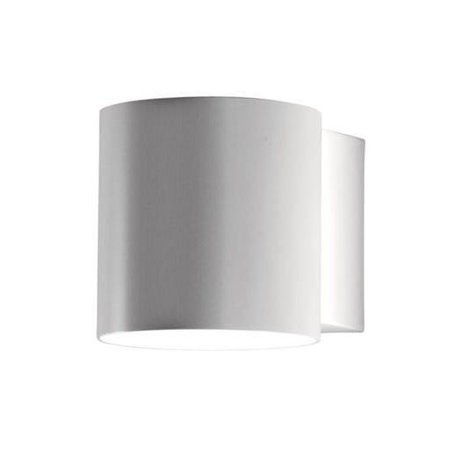 Martinelli Luce Wall Lamp - Tube - White - 10 cm