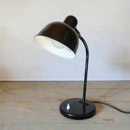Vintage WILA - desk lamp - BLACK