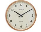 Lacelles Wall clock - Wood