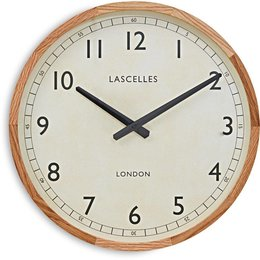 Lacelles Wall clock - Wood