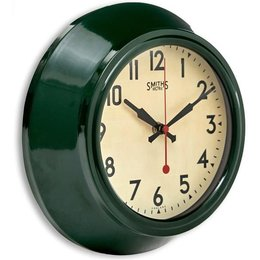 Smiths Wall clock - Green