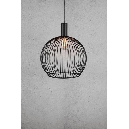 Nordlux Aver 50 - Hanglamp - Zwart
