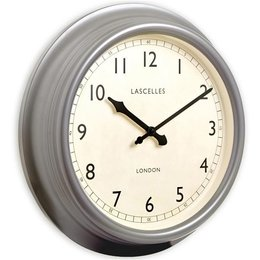 Lacelles Wall clock - Grey