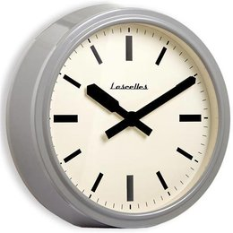 Lacelles Station clock - Gey