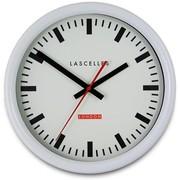 Lacelles Station clock - White