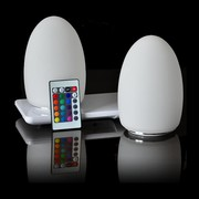 Insight Egg Oplaadbare lampen set