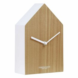 London clock Oslo Hus Composite Wood
