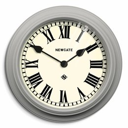 Newgate The Theatre - Wall Clock - Grey