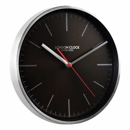 London clock Clock Titanium Glide