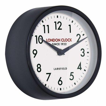 London clock Clock Station - Horwich - Black