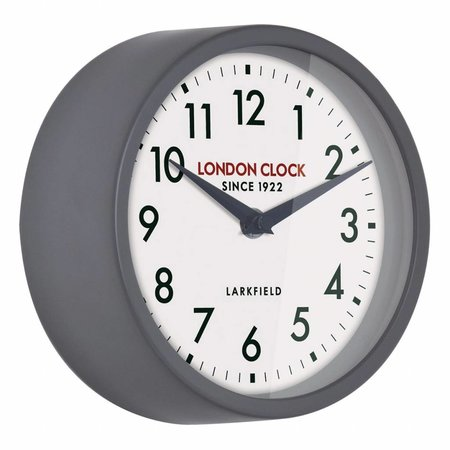 London clock Clock Station - Horwich - Grey
