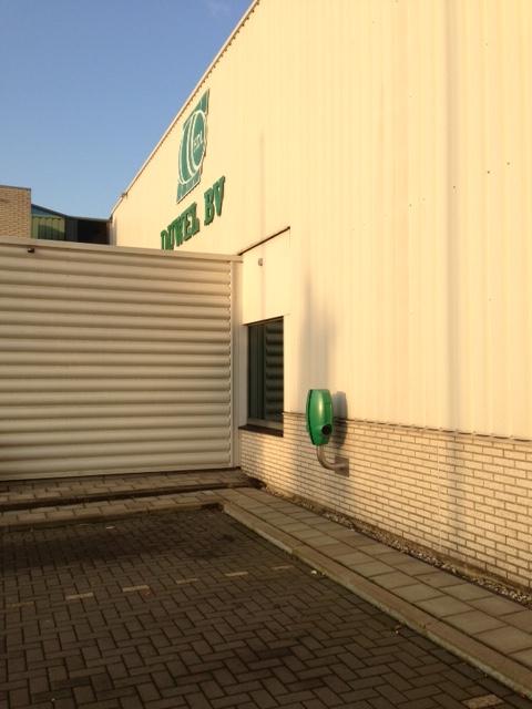 Laadpaal Duwel Alphen EV-Box
