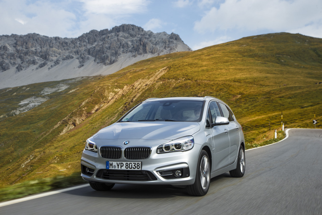 Laadpaal BMW 225xe Active Tourer